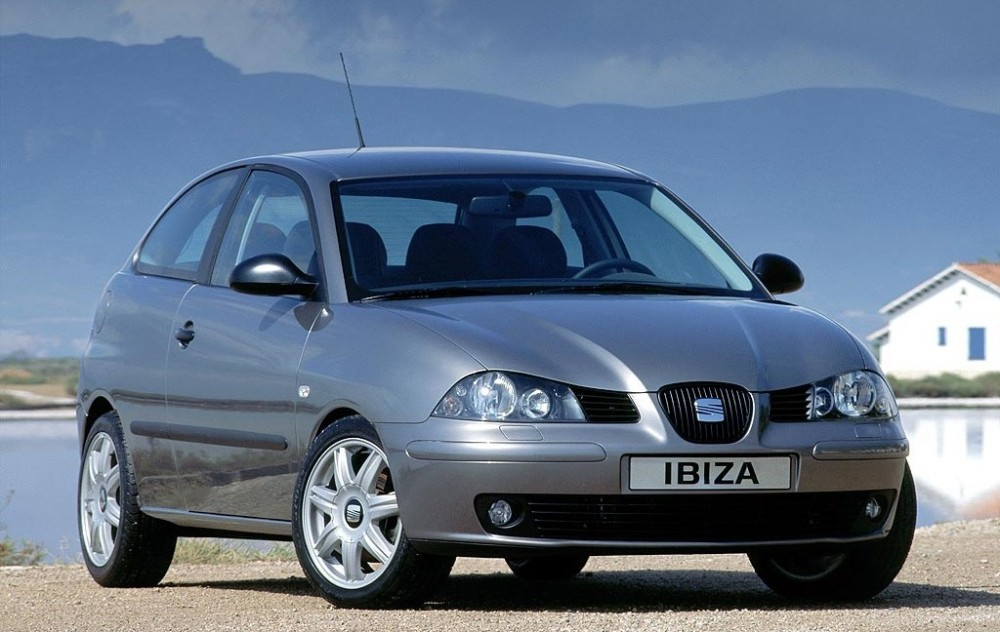 seat ibiza 3 door hatchback 2002 2006 reviews technical data prices. Black Bedroom Furniture Sets. Home Design Ideas