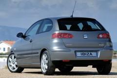 Seat Ibiza 3 durvis hečbeka foto attēls 5