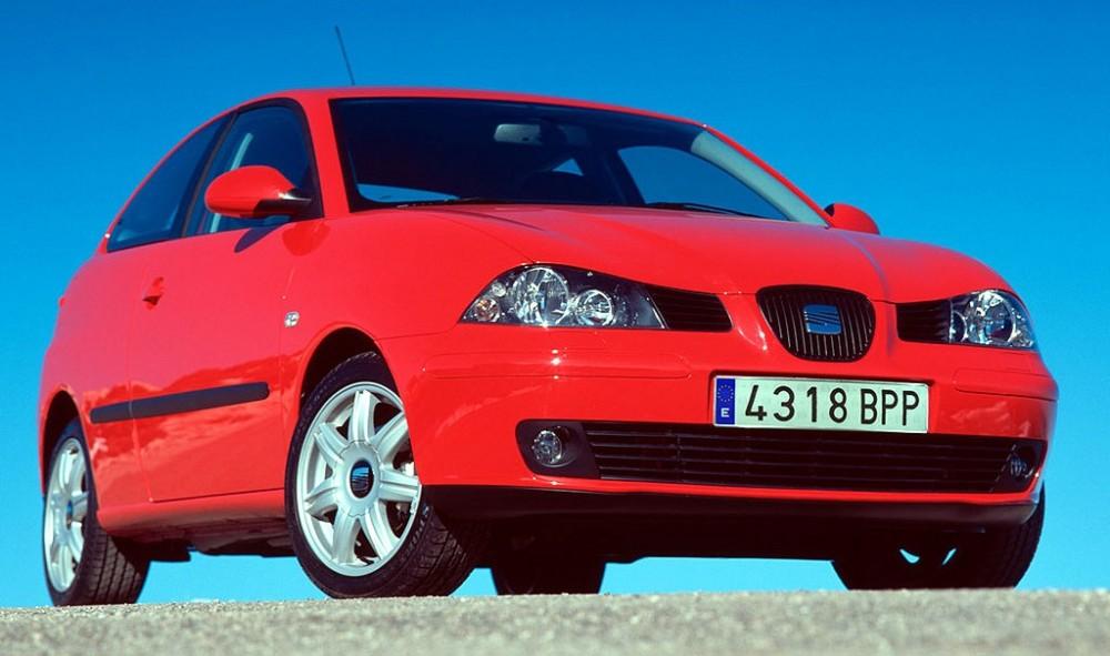 Seat Ibiza 2002 foto attēls