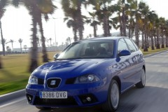 Seat Ibiza hečbeka foto attēls 2