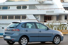 Seat Ibiza hečbeka foto attēls 1