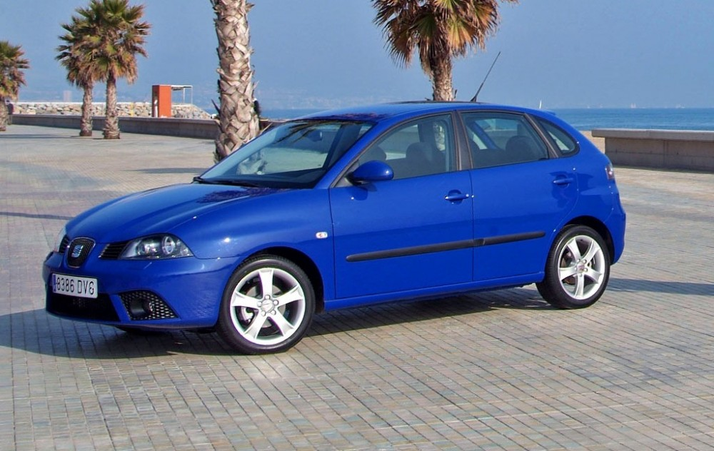 seat ibiza hatchback 2006 2007 reviews technical data prices. Black Bedroom Furniture Sets. Home Design Ideas