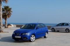 Seat Ibiza hečbeka foto attēls 6