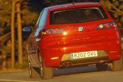 Seat Ibiza 3 durvis hečbeka foto attēls 2