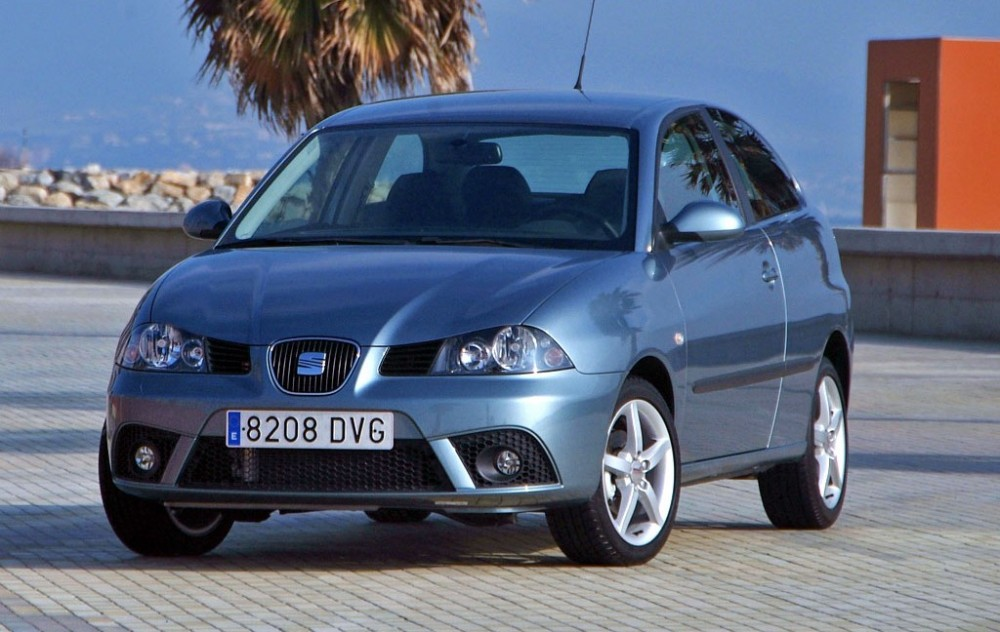 seat ibiza 3 puerta hatchback 2006 2007 opiniones datos t cnicos precios. Black Bedroom Furniture Sets. Home Design Ideas
