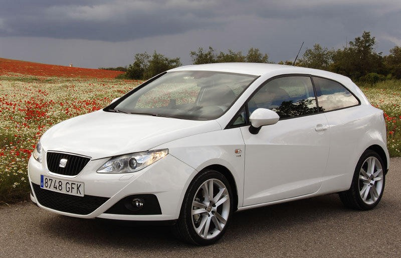 seat ibiza 3 door hatchback 2008 2012 reviews technical data prices. Black Bedroom Furniture Sets. Home Design Ideas