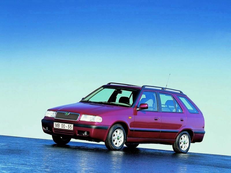 skoda felicia estate car wagon 1995 1998 technical data prices. Black Bedroom Furniture Sets. Home Design Ideas