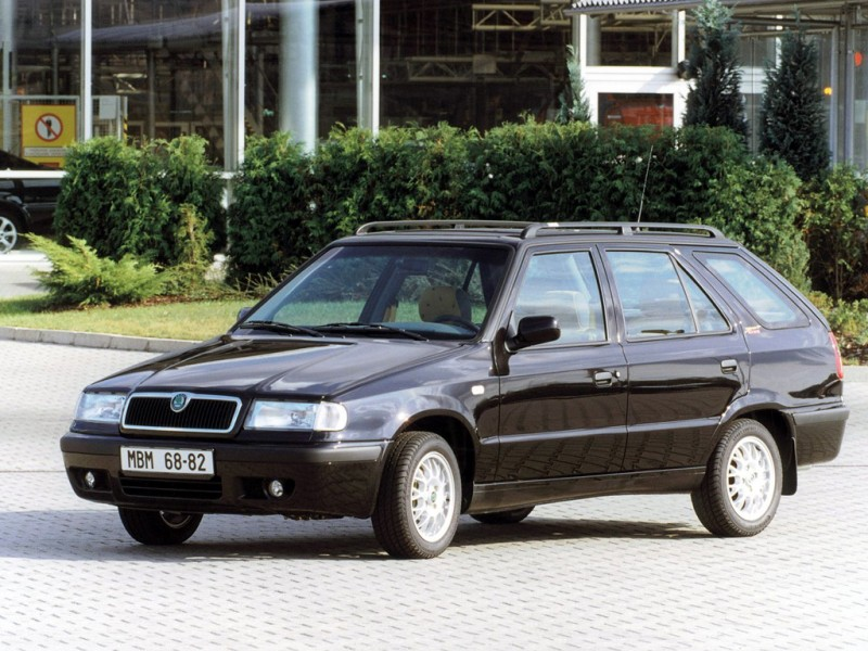 skoda felicia estate car wagon 1998 2001 technical data prices. Black Bedroom Furniture Sets. Home Design Ideas