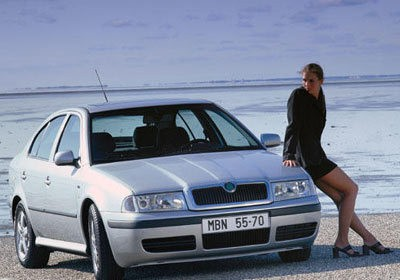 Skoda Octavia 2000 photo image