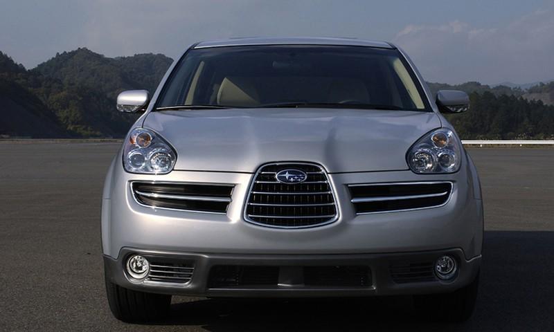 Subaru B9 Tribeca 2006 2007 Reviews Technical Data Prices