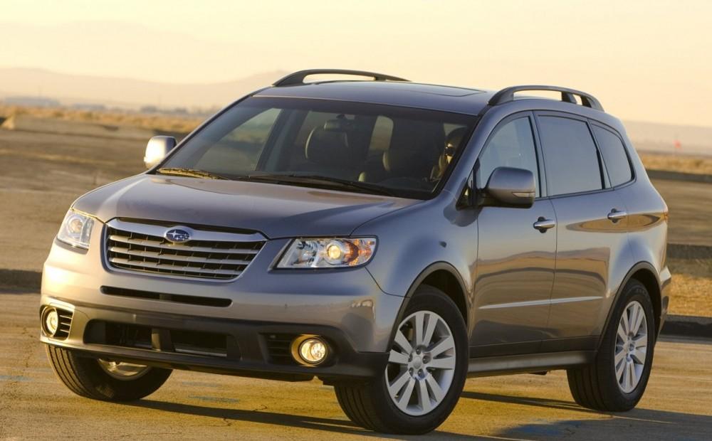 Subaru Tribeca 3 6 2007 2013 Reviews Technical Data Prices