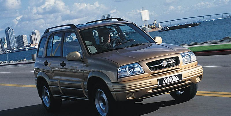 Suzuki Grand Vitara 1998 photo image
