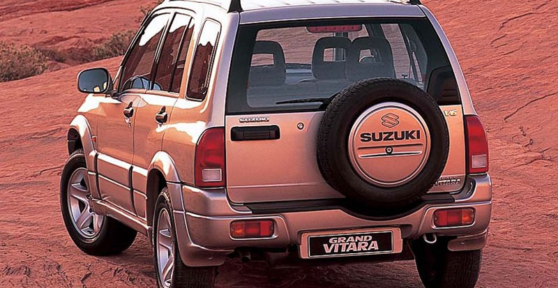 Suzuki Grand Vitara 1998 - 2005 reviews, technical data, prices