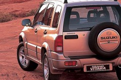 Suzuki Grand Vitara photo image 4