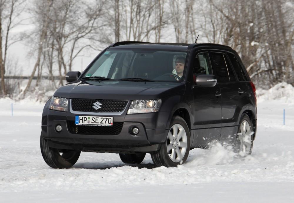 Suzuki Grand Vitara 2008  2010 reviews technical data prices