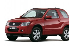 Suzuki Grand Vitara 3 door photo image 7