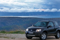 Suzuki Grand Vitara 3 door photo image 6