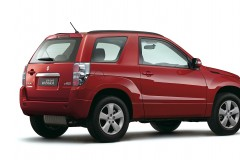 Suzuki Grand Vitara 3 door photo image 5