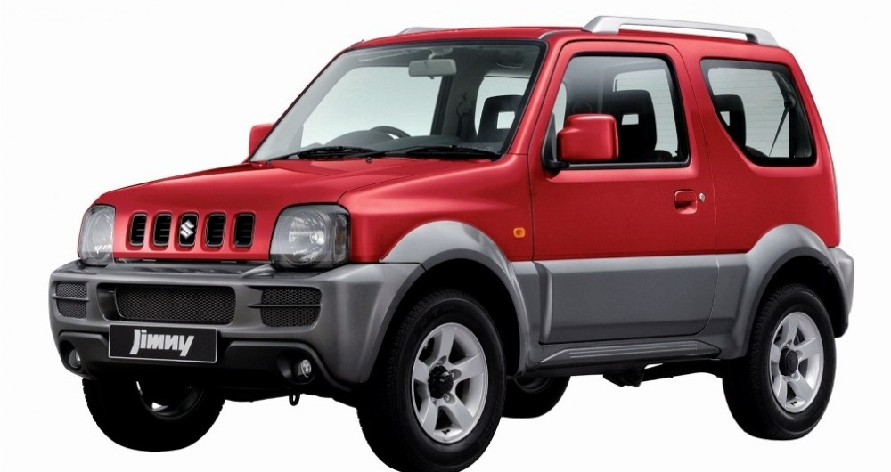 Suzuki Jimny 2005 - 2012 technical data, prices