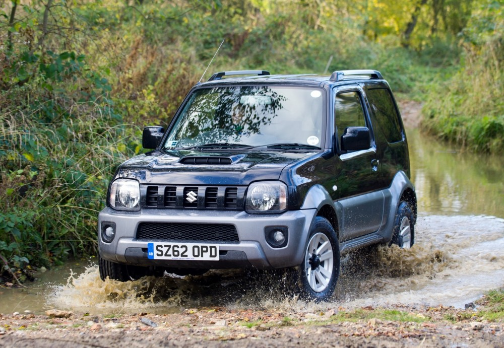 Suzuki Jimny 2012 - technical data, prices
