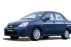 Suzuki Liana sedan photo image 1