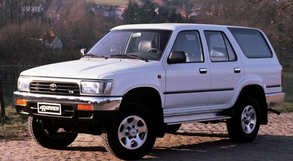 Toyota 4-Runner 1990 foto attēls