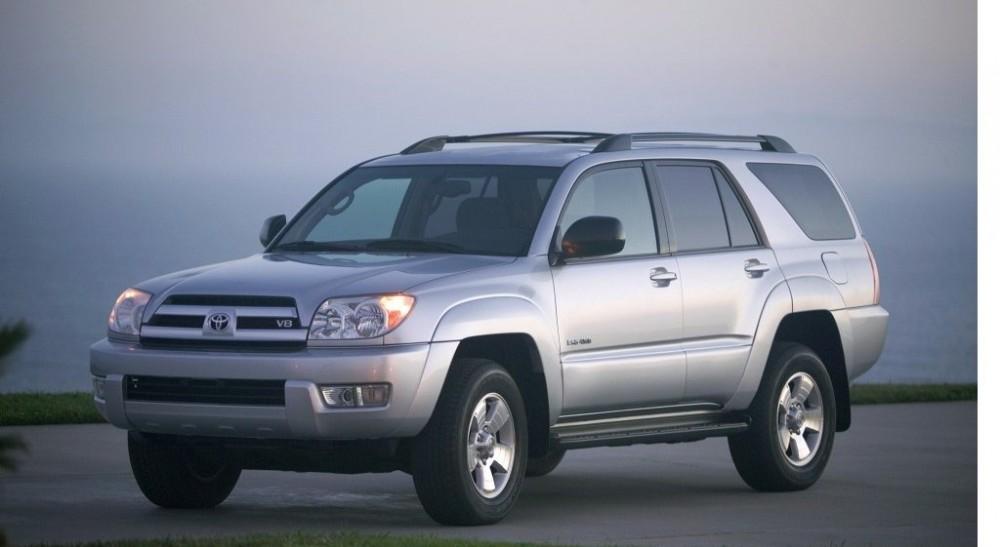 Toyota 4-Runner 2003 foto attēls