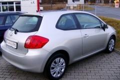 Toyota Auris 3 durvis hečbeka foto attēls 9