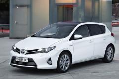 Toyota Auris hečbeka foto attēls 14