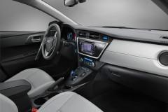 Toyota Auris hečbeka foto attēls 21