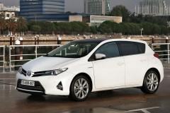 Toyota Auris hečbeka foto attēls 20