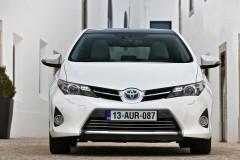 Toyota Auris hečbeka foto attēls 18
