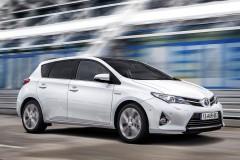 Toyota Auris hečbeka foto attēls 7