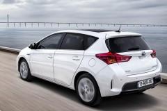 Toyota Auris hečbeka foto attēls 9
