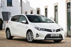 Toyota Auris hečbeka foto attēls 12