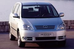 Toyota Avensis Verso minivan foto 6