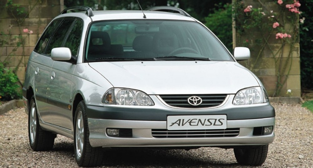 toyota avensis wagon t22 estate car / wagon 2000 - 2003 reviews