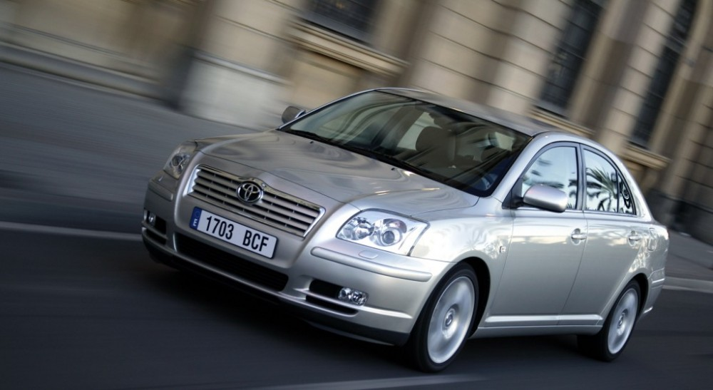 Toyota Avensis 2003 photo image