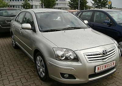 toyota avensis t25 hatchback 2006 2008 reviews  technical data  prices toyota avensis 2006 workshop manual toyota avensis 2006 online manual