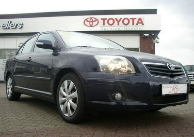 Toyota Avensis 2006 photo image