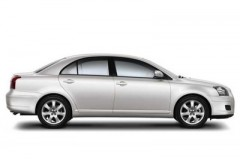Toyota Avensis sedan photo image 12