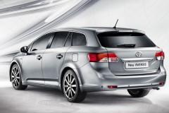 Toyota Avensis universāla foto attēls 14