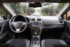 Toyota Avensis universāla foto attēls 11