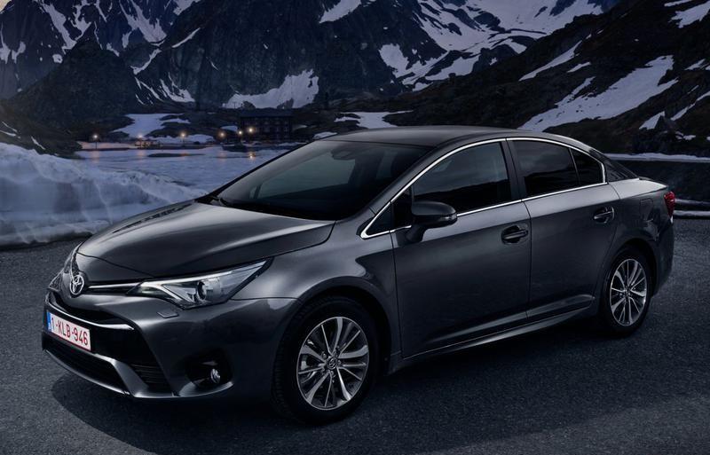 Toyota Avensis Sedan Reviews Technical Data Prices