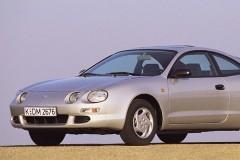 Toyota Celica coupe foto 3