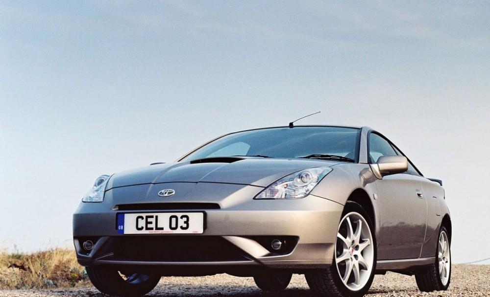Toyota Celica 2002 foto