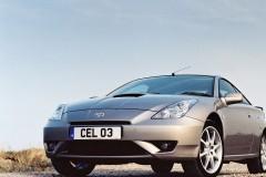 Toyota Celica coupe foto 4