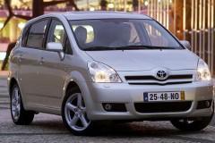 Toyota Corolla Verso minivan photo image 10