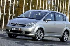 Toyota Corolla Verso minivan photo image 7