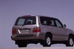 Toyota Land Cruiser foto attēls 1